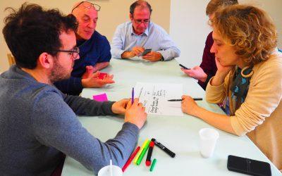 Retour en photos sur les premiers ateliers collaboratifs